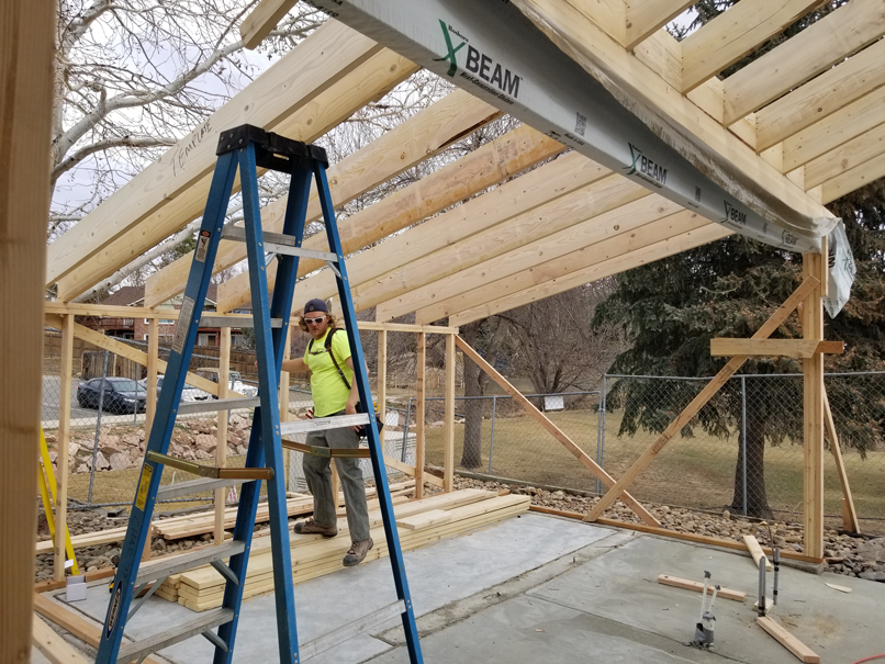 Twin Peaks Clubhouse Rebuild: MARCH