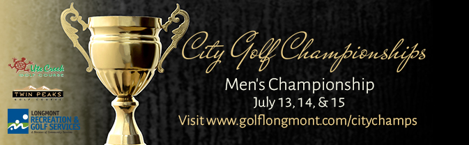Longmont City Golf Championships