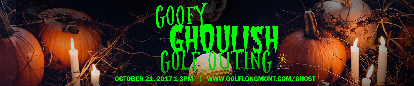 Join the Goofy, Ghoulish Golf Outing!