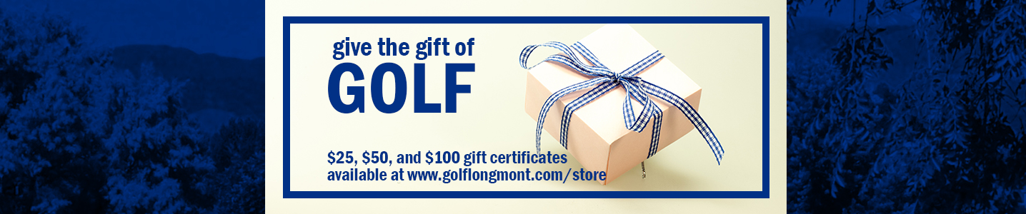 Give the Gift of Golf!