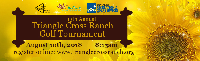 Triangle Cross Ranch Tournament